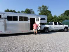 Congratulations and Thank You to the Legacy Equestrian Imports and Sales, LLC in Boynton Beach, FL!! Legacy Equestrian purchased their new 2015 4-Star Deluxe 6H Head to Head from Jim Link at LA Trailer Sales, LLC. (800) 350-0358
