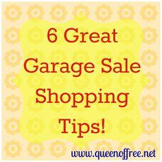 the queen, garage sales, garageyard sale, garag sale