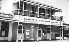 Old photo of Old Spot Hotel #Gawler #SouthAustralia