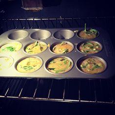 Scrambled Egg Muffin Cups