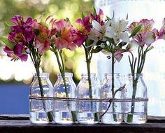 de flore, vaso de, criativa para, de aniversário, para decoração, festa de