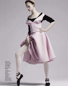 grazia franc, 30th august, david roemer, fashion editorials, france, fashion photography, franc august, jemma bain, august 2013