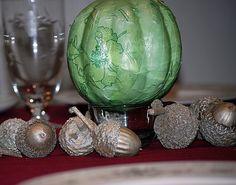 thanksgiving craft that kids can help make
