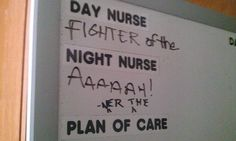 "I always love a good ""It's Always Sunny"" reference... especially a nursing one!"