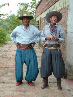 Gauchos, Formosa-Argentina