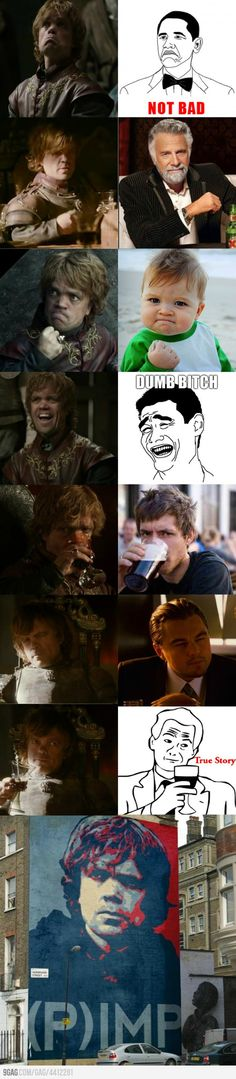 tyrion for the win.
