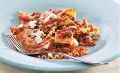 #Epicure Lazy Lasagna