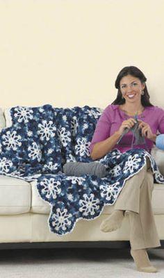 Snowflake Crochet Th