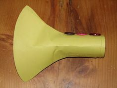 Gideon trumpet craft (from Judges)