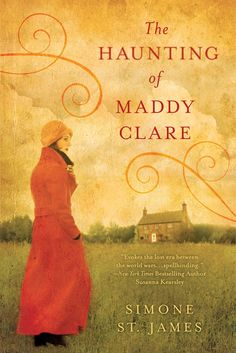 I picked this book up because of the positive quote from Susanna Kearsley on the front cover. She did not steer me wrong. I loved this book. Part ghost story, part romance, and part mystery. A wonderful, compelling read with great characters and an evocative setting.