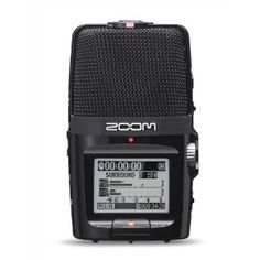 The best journalistic tool out there for the price, great microphones, broadcast-wave recording and a bunch of great features, Zoom H2N