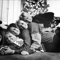 Adorable DG family photo!