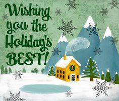 Happy Holidays from Delta Zeta!