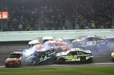 Stewart-Haas Recap: Disappointment at Daytona. Written by Rebecca Kivak. (Photo Credit: Jerry Markland/Getty Images for NASCAR)