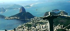 Video : Jetman takes a vacation over Rio!