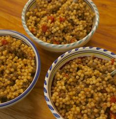 pasta and lentils--t...