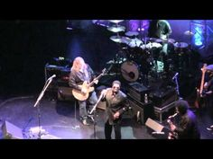 Warren Haynes Band with William Bell at the Beacon Theater 2011. William Bell co-wrote Born Under A Bad Sign with Booker T. Jones.