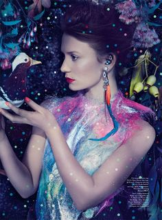 Vogue Australia March 2014 | Mia Wasikowska by Emma Summerton