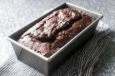 double chocolate banana bread by smitten, via Flickr