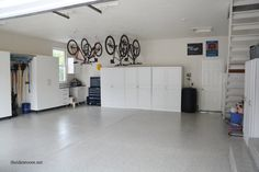 Garage-Organization----great photos and ideas. garage organization, garag organ, garag storag, garageorganizationgreat photo, garageorgan 16, organized garage, organ garag
