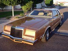1982 Chrysler Imperial Gold