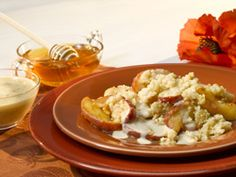 National Honey Board Recipe: Apple Honey Crisp