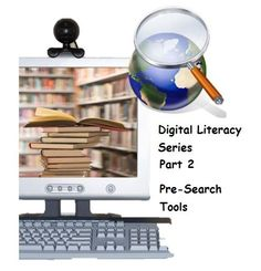 15 Amazing Web Tools Facilitating Pre-Search Strategies #tlchat #tlelem #edtech #edchat #nced