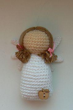 Ravelry: Little angel Lavender pattern by Katka Reznickova