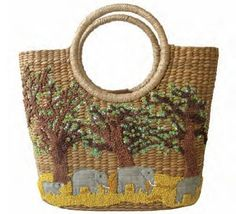 Elephant Beach Bag
