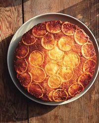 Lemon Upside-Down Cake F+W