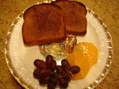 Cinnamon Toast - Mix one stick softened butter with 1/2 cup sugar, 1 T. cinnamon & 1/2 tsp. vanilla until blended. Spread on bread and bake at 350 F for 10 minutes, then broil just until the edges are brown and the butter is bubbly.  YUM!!!
