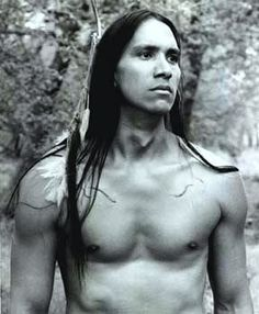 Actor/Model - Michael Greyeyes is Plains Cree from the Muskeg Lake First Nation in Saskatchewan, Canada.