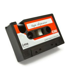 Tape dispenser... so cool