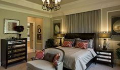Beautiful Bedroom - Flamingo Island at Lake Olympia by Toll Brothers in TX