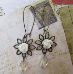 ROSES AND REFLECTIONS by MimiJewels on Etsy, $9.00.  http://www.etsy.com/listing/128843127/roses-and-reflections?ref=shop_home_active