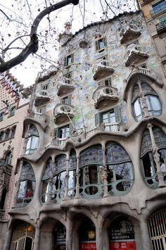 Barcelona--I want to go!