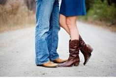 Cowboy Boots && Love