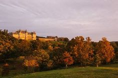 Just another beautiful #fall day at #Biltmore House in #Asheville, NC. www.biltmore.com #nature #autumn