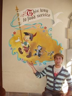 Nick Pitera Disney World 2007