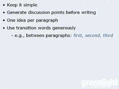 example of different kinds of essay