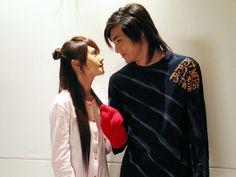 Jiang Meng & Qi Yue (Devil Beside You)