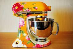 Pioneer Woman Kitchen Aid Mixer! OMG....I LOVE IT! @Aly Mallon