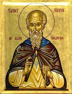 St. Kevin - Saints & Angels - Catholic Online