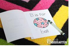Miss Kindergarten: On My Way to K! {summer practice pack!}