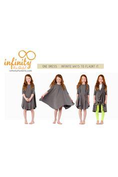 Twirl Dress (Little Girls & Big Girls) - Every little girl needs a twirl dress such fun.