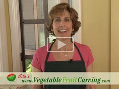 Watermelon Pattern Video Lesson Inspired by First Prize Winning Entry. See a quick tour of the fruit and vegetable carving display. To get your free lesson and to learn more, go to http://www.vegetablefruitcarving.com
