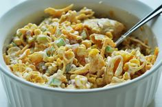Frito & Corn Salad (Paula Deen)