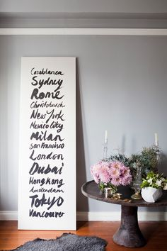 Inspirational and easy DIY decor