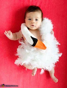 Baby Björk Halloween costume