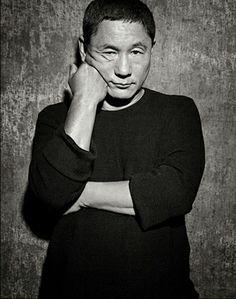 Takeshi Kitano by Claudio Carpi